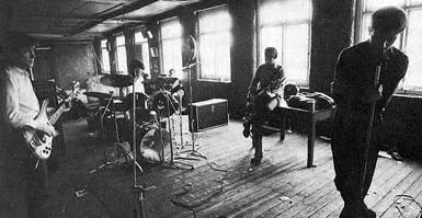 joydivision Infamous Sex Pistols gig 34 years on
