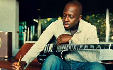 wyclefjeanwyclef jeanmotorolarokr Are We Ready For President Wyclef Jean?