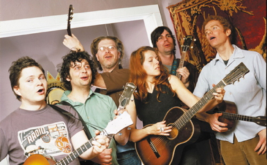 thenewpornographers Last.fm Trends: Green Day Tops Lollapalooza Charts