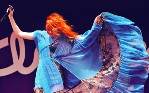 florencethemachineflorence Last.fm Trends: Florence + The Machines Top Tracks Skyrocket