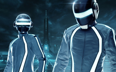 daft punk Last.fm Trends: Daft Punk Gets R3CONFIGUR3D