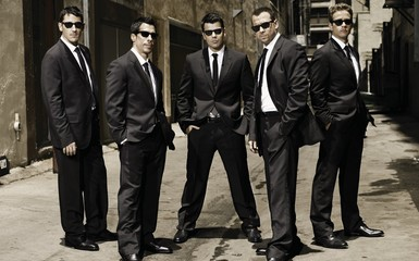 nkotb Last.fm Trends: Can New Kids On The Block And The Bac