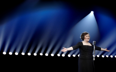 susanboylediva Last.fm Trends: Susan Boyle Brings The Gift