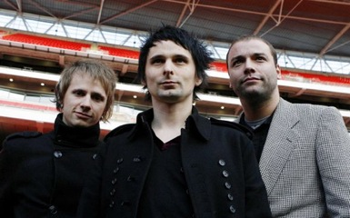 muse Last.fm Trends: Muse, Arcade Fire Lead The Pack In The Rock Group Grammy Category