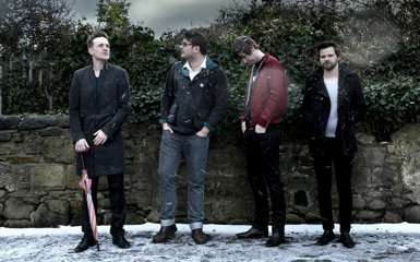 the futureheads 012 Last.fm Festival Brings User Generated Lineup To London and New York On January 21