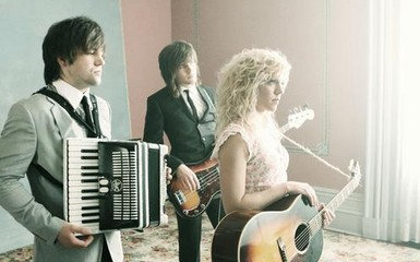 thebandperry1 Last.fm Trends: The Band Perry Shine Bright
