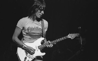 jeffbeckjeff beck 1 Last.fm Trends: Grammys Are Ready To Rock