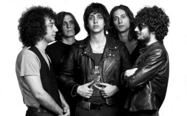 the strokes Last.fm Trends: The Strokes March On