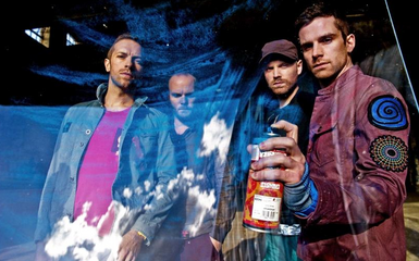 coldplay2 Last.fm Trends: Coldplay Make A Splash With New Single